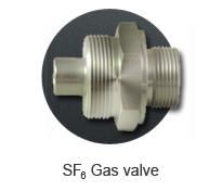 SF6 Gas valve
