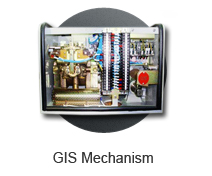 GIS,GCB parts ( Mechanism )